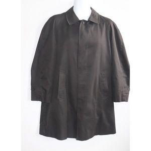 """Vintage Harrods """"The Raynfre"""" Overcoat"""